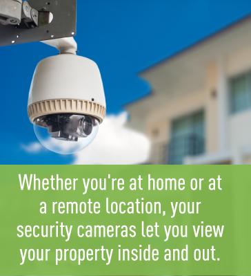 security camera maintenance